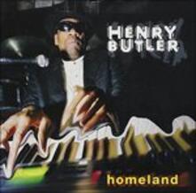 Homeland - CD Audio di Henry Butler