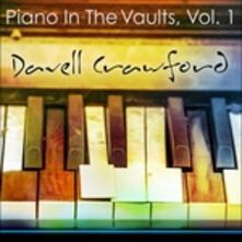 Piano in the Vaults vol.1 - CD Audio di Davell Crawford