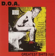 Greatest Shits - CD Audio di D.O.A.