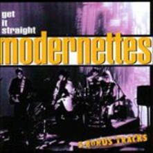 Get it Straight - CD Audio di Modernettes