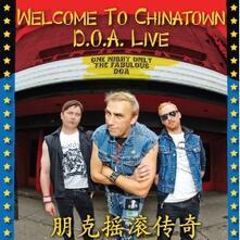 Welcome to Chinatown. Doa Live - CD Audio di DOA