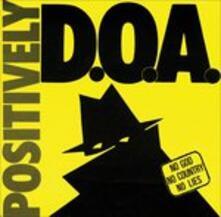 Positively Doa - CD Audio di DOA