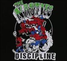 Discipline - CD Audio di Nasties