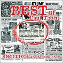 Best of Paul Thorn - CD Audio di Paul Thorn