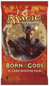 Magic Born of the Gods buste UK - 2