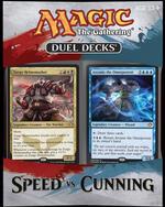 Magic. Speed vs Cunning Duel Deck UK