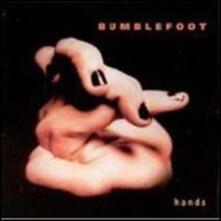 Hands - CD Audio di Bumblefoot