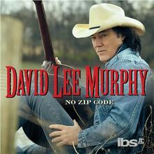 No Zip Code - CD Audio di David Lee Murphy