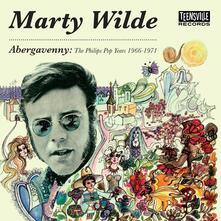 Abergavenny. The Philips Pop Years 1966-1971 - CD Audio di Marty Wilde