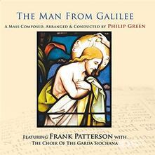 Man from Galilee - CD Audio di Philip Green