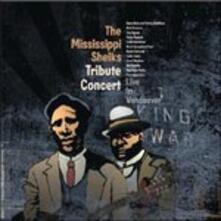 The Mississippi Sheiks Tribute - CD Audio