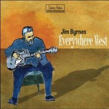 Everywhere West - CD Audio di Jim Byrnes