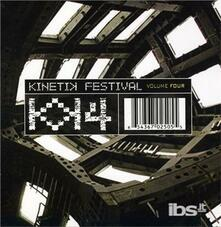 Kinetik Festival Vol.4 - CD Audio