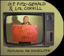 The Poppy-Seed Affair - CD Audio + DVD di Lol Coxhill,G. F. Fitz-Gerald