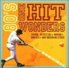 80's One Hit Wonders - CD Audio