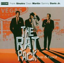 Live & Cool - CD Audio di Rat Pack