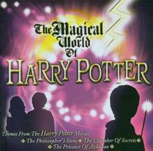 Magical World of Harry Potter (Colonna Sonora) - CD Audio