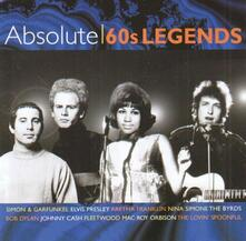 Absolute 60s Legends - CD Audio