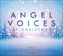 Angel Voices at Christmas - CD Audio