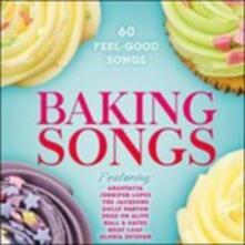 Baking Songs - CD Audio