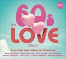 60s Love Album (Digipack) - CD Audio