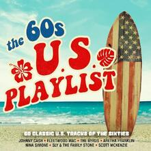 60s Us Playlist - CD Audio