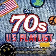 70s Us Playlist - CD Audio