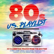 80s US Playlist - CD Audio