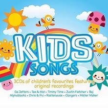 Kids Songs - CD Audio