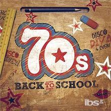 70s Back to School - CD Audio