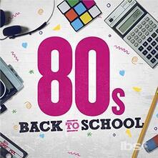 80s Back to School - CD Audio