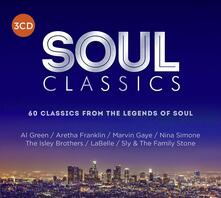 Soul Classics - CD Audio
