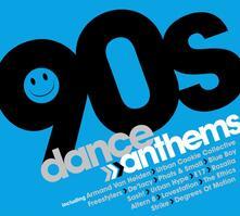 90's Dance Anthems - CD Audio