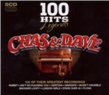100 Hits Legends - CD Audio di Chas & Dave