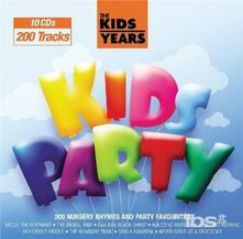 Kids Party. 200 Nursery Rhymes and Party Favourites - CD Audio