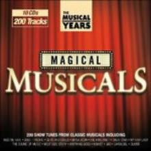 Musical Years. The Magical Musicals (Colonna Sonora) - CD Audio