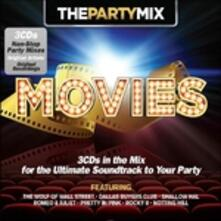 The Party Mix Movies - CD Audio