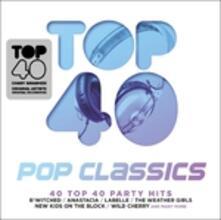 Top 40 Pop Classics - CD Audio