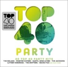 Top 40 Party - CD Audio