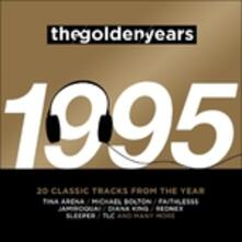 Golden Years 1995 - CD Audio