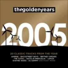Golden Years 2005 - CD Audio