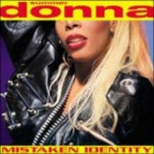 Mistaken Identity - CD Audio di Donna Summer