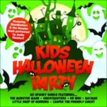 Kids Halloween Party - CD Audio