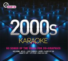 2000's Karaoke - CD Audio