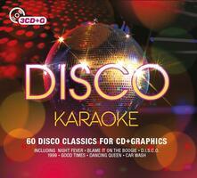 Disco Karaoke - CD Audio