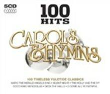 100 Hits Carols & Hymns - CD Audio