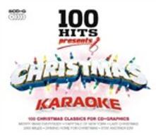 100 Hits Christmas Karaoke - CD Audio