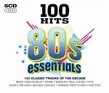 100 Hits. 80's Essentials - CD Audio