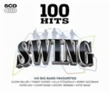 100 Hits. Swing - CD Audio