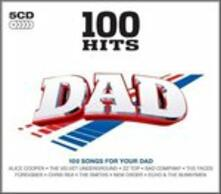 100 Hits Dad - CD Audio